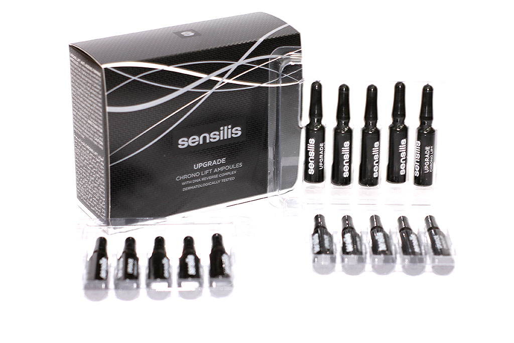 SENSILIS. UPGRADE. AMPOLLAS LIFT EFECTO TENSOR. 15 x 1,5 ml.
