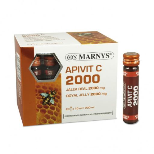MARNYS. APIVIT C PLUS. 10 ml x 20 viales.